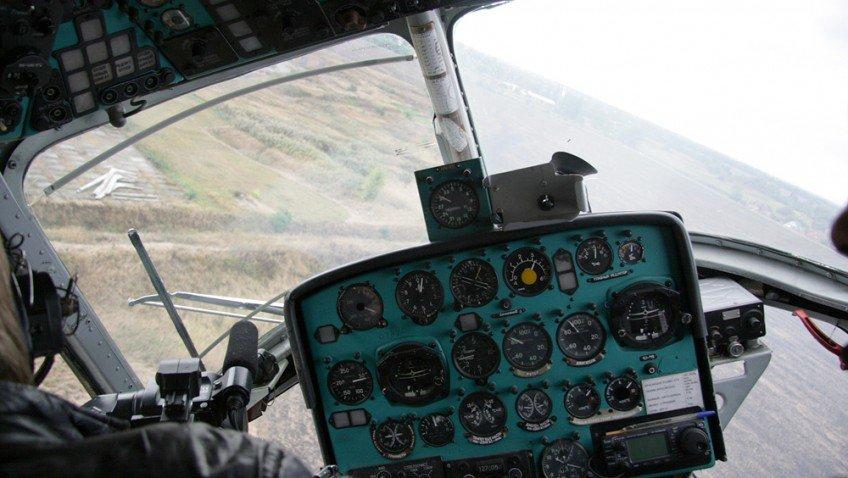 МАК займется расследованием крушения вертолета под Апшеронском