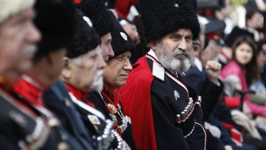 Кубанские казаки отправили 20 тонн гуманитарной помощи на Украину