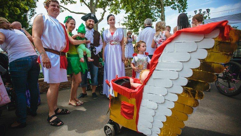 В Приморско-Ахтарске пройдет парад колясок