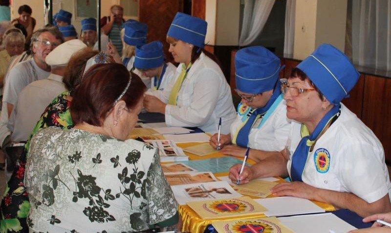 Врачи «Онкопатруля» обследовали 3,5 тыс. жителей Ейского района Кубани