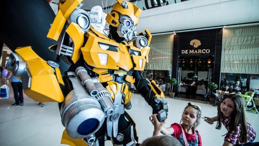 Впервые в Сочи пройдет «Бал роботов»