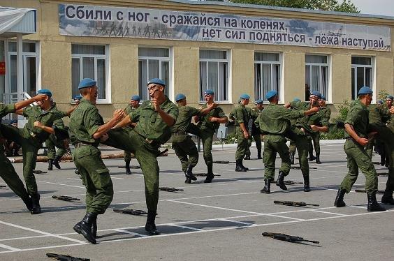 Новороссийские десантники проведут день открытых дверей