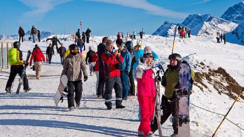 Владимир Путин выступил за единый ски-пасс на сочинской горнолыжке