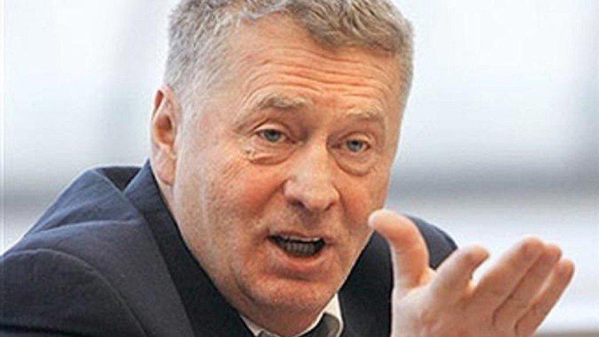 Жириновский считает, что США готовят массовые провокации к 9 мая
