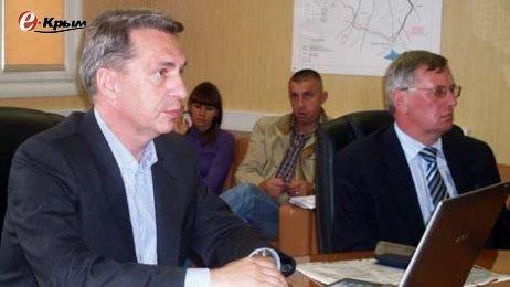 В Крыму приступил к работе новый министр транспорта республики —  Андрей Безсалов